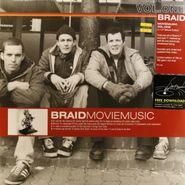 Braid, Movie Music Vol. One [180 Gram Red Vinyl] (LP)