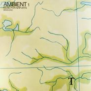 Brian Eno, Ambient 1: Music For Airports (LP)
