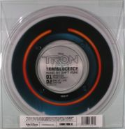 "Daft Punk, Tron Legacy - Translucence [Picture Disc, Limited Edition] (10"")"