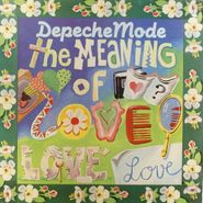 "Depeche Mode, The Meaning Of Love [UK Pressing] (12"")"