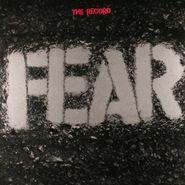Fear, The Record [180 Gram Vinyl] (LP)