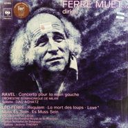 Maurice Ravel, Ferre Muet...Dirige (LP)