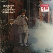 Janis Ian, The Secret Life Of J. Eddy Fink (LP)