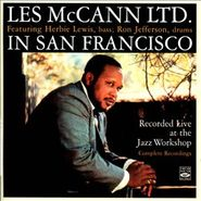 Les McCann Ltd., In San Francisco - Recorded Live At The Jazz Workshop: Complete Recordings (CD)