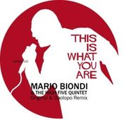 """Mario Biondi, This Is What You Are (12"""")"""