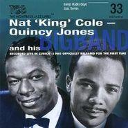 Nat King Cole, Swiss Radio Days Jazz Series Volume 33: Recorded Live In Zurich - 1960 (CD)