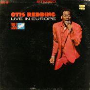 Otis Redding, Live In Europe (LP)