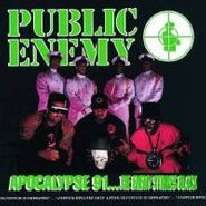 Public Enemy, Apocalypse 91...The Enemy Strikes Black (CD)