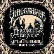 Quicksilver Messenger Service, Live At The Fillmore June 7, 1968 (CD)
