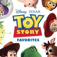 Randy Newman, Toy Story Favorites [OST] (CD)