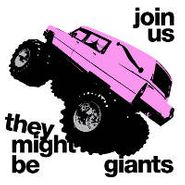 They Might Be Giants, Join Us (CD)