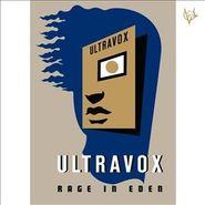Ultravox, Rage In Eden (CD)
