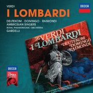Placido Domingo, Jr., I Lombardi (CD)