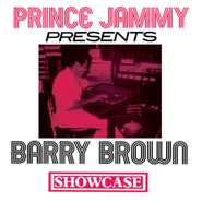 Barry Brown, Showcase [BLACK FRIDAY] (LP)