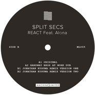 """Split Secs, React (12"""")"""