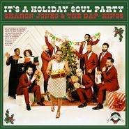 Sharon Jones & The Dap-Kings, It's A Holiday Soul Party [Green Vinyl] (LP)
