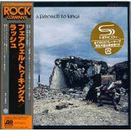 Rush, A Farewell To Kings [Japan Mini-LP] (CD)