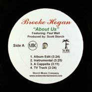 "Brooke  Hogan, About Us (12"")"