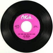 """Otis Williams & His Charms, Ain't Gonna Walk Your Dog No More (7"""")"""