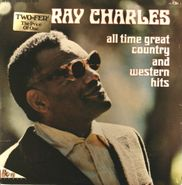 Ray Charles, All Time Great Country And Western Hits (LP)