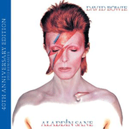 David Bowie, Aladdin Sane [40th Anniversary Edition] (CD)
