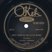 Lonnie Johnson, Away Down In The Alley Blues / Blues In G