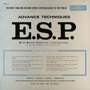 Harold Sherman, Advanced Techniques - E.S.P.
