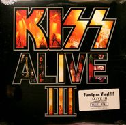 KISS, Alive III [Limited Edition Colored Vinyl] (LP)