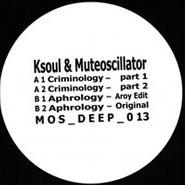 "KSoul, Aphrology (12"")"