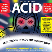 Various Artists, Acid Mysterons Invade The Jackin' Zone: Chicago Acid & Experimental House 1986-93 (CD)