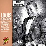 Louis Armstrong, Amoeba Music Presents Louis Armstrong - October 21, 1933