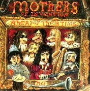 Frank Zappa, Ahead Of Their Time (CD)