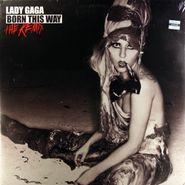 Lady Gaga, Born This Way: The Remix [180 Gram Vinyl] (LP)