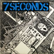 "7 Seconds, Blasts From The Past EP [Clear Vinyl] (7"")"