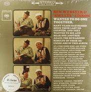 "Ben Webster, Ben Webster & ""Sweets"" Edison [Classic Records 45 RPM Pressing] (LP)"