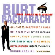 Various Artists, Burt Bacharach: One Amazing Night (CD)