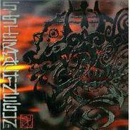 Sister Machine Gun, Burn (CD)