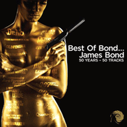 Various Artists, Best Of Bond...James Bond 50 Years 50 Tracks (CD)