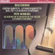 Luigi Boccherini, Boccherini: Guitar Quintets No. 3 & 9 (CD)