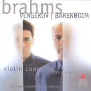 Maxim Vengerov, Brahms: Violin Concerto; Sonata No.3 (CD)