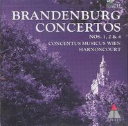 J.S. Bach, Bach: Brandenburg Concertos 1,2, & 4 [Import] (CD)