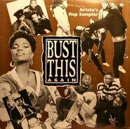 Various Artists, Bust This Again: Arista's Rap Sampler [Promo] (LP)