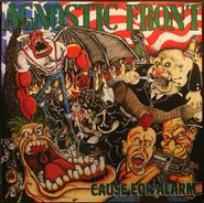 Agnostic Front, Cause For Alarm [Colored Vinyl] (LP)