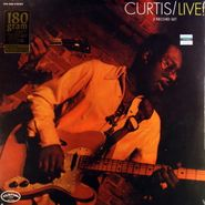 Curtis Mayfield, Curtis/Live! [180 Gram Vinyl] (LP)