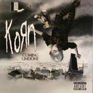 "Korn, Coming Undone [EU Issue Mirage Blue Vinyl ] (7"")"