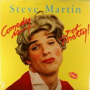 Steve Martin, Comedy Is Not Pretty! (LP)