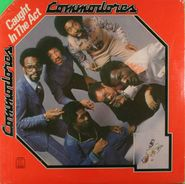 The Commodores, Caught In The Act (LP)