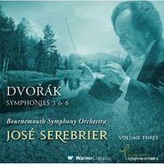 Antonin Dvorák, Dvorak: Symphonies 3 & 6 (CD)