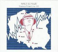 Klaus Schulze, Dziekuje Poland Live '83 [Import] (CD)