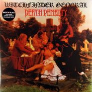 Witchfinder General, Death Penalty [180 Gram Colored Vinyl] (LP)